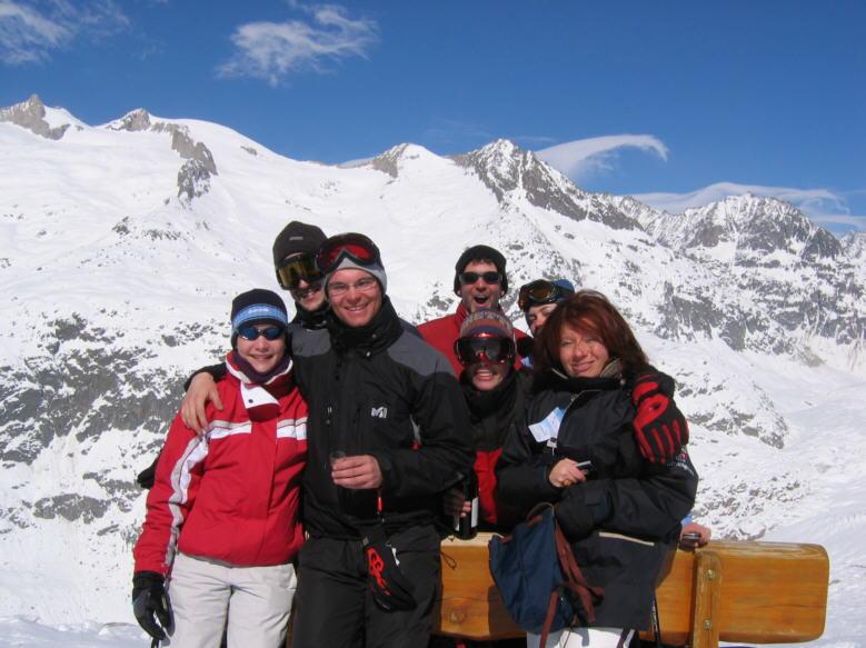 Week-end à ski à Fiesch
