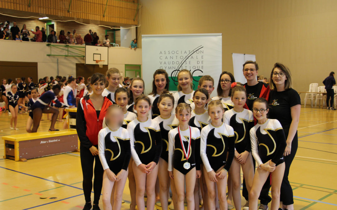 Championnat Vaudois Gymnastique Tests